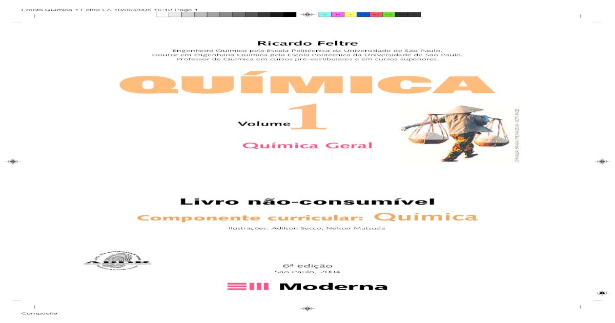 Quimica feltre vol 1. e00f2c17ae