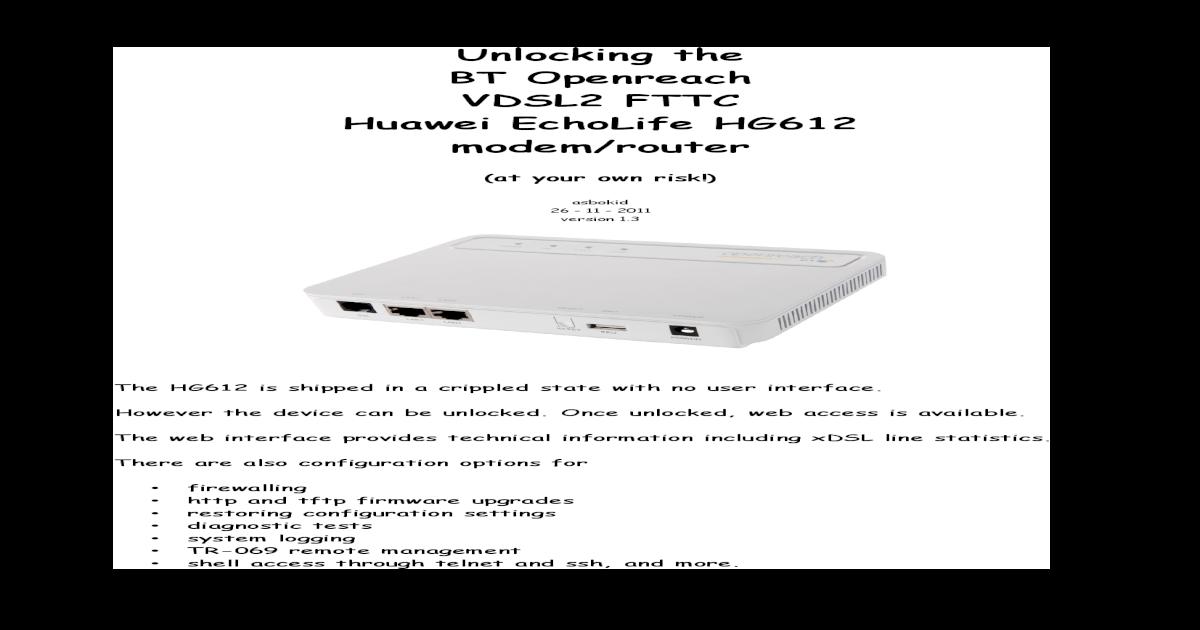 Hg612 Unlock Instructions v1 3