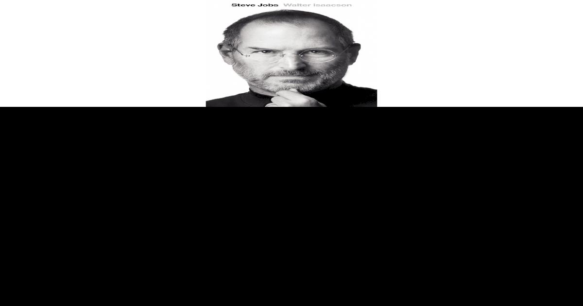 5506795647a Steve Jobs - Biografia
