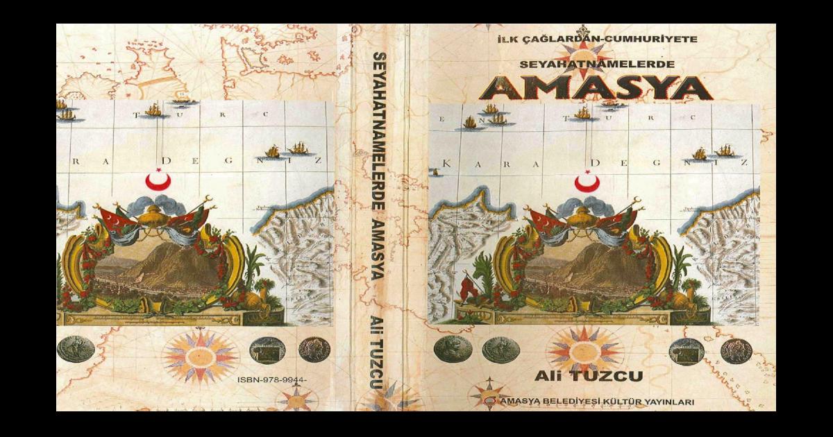 A Tuzcu Seyahatnamelerde Amasya
