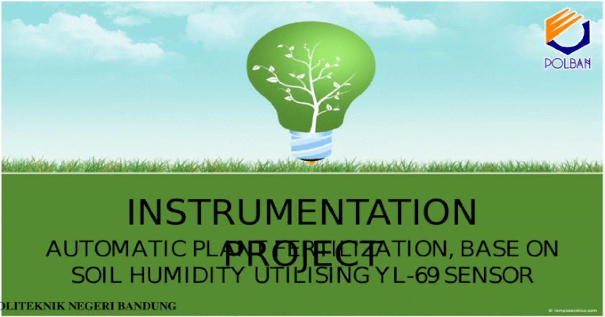 Automatic Plant Fertilization based on Soil Humidity utilising