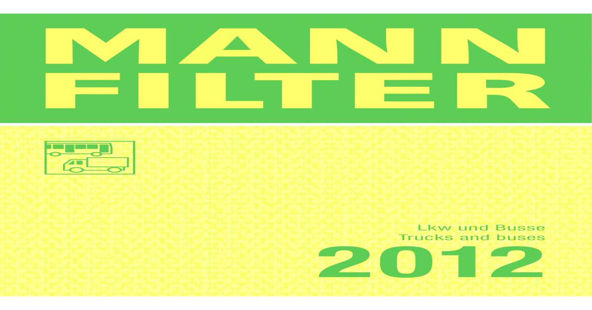CARBURANT filtres MANN-FILTER WK 920//7