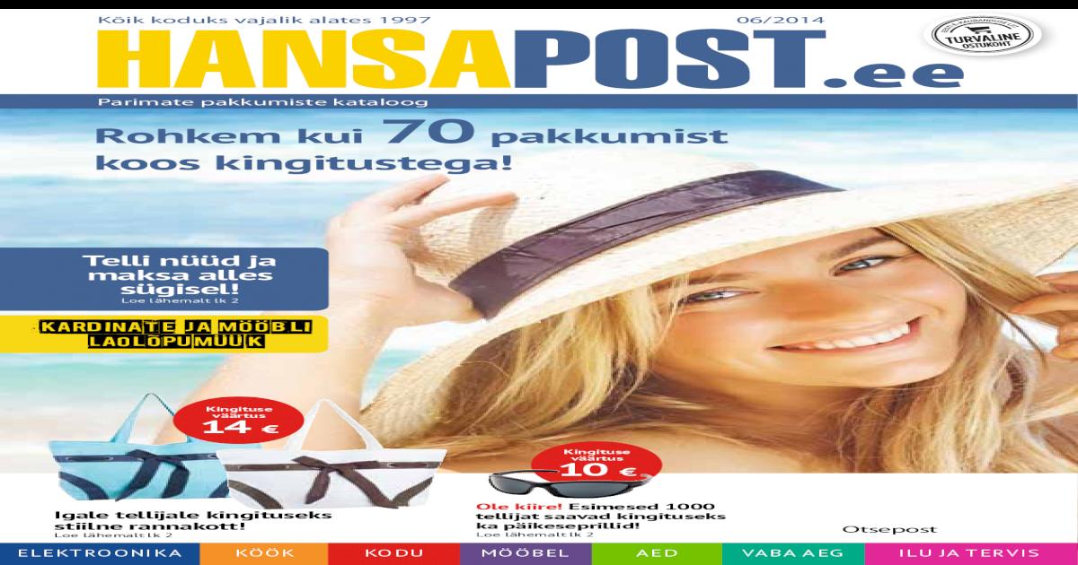 8894473f61b Hansapost ee 06 2014