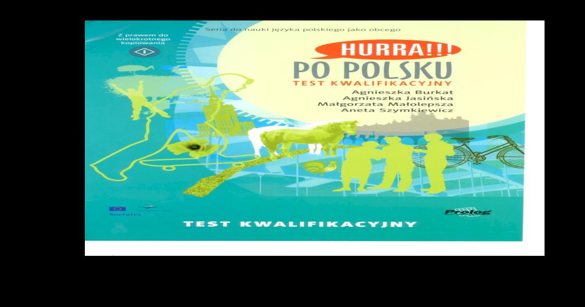 hurra po polsku 2 podrcznik nauczyciela pdf