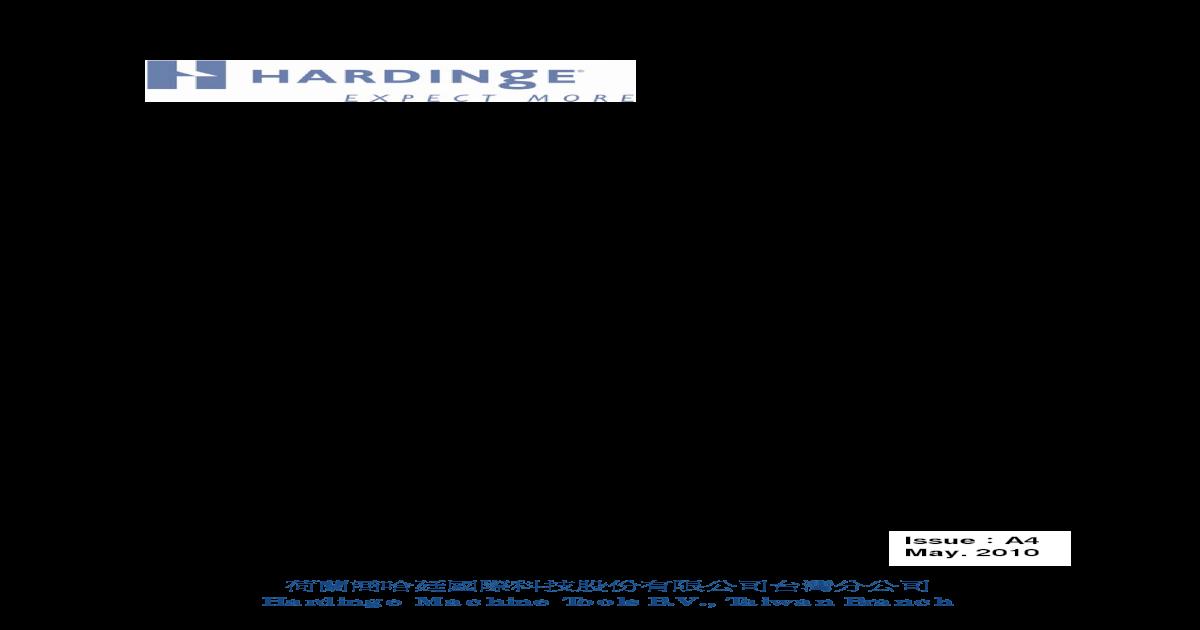 GS SERIES CNC LATHES FANUC 0i-TD FANUC 0i-TC ELECTRICAL 0008220iTD_E