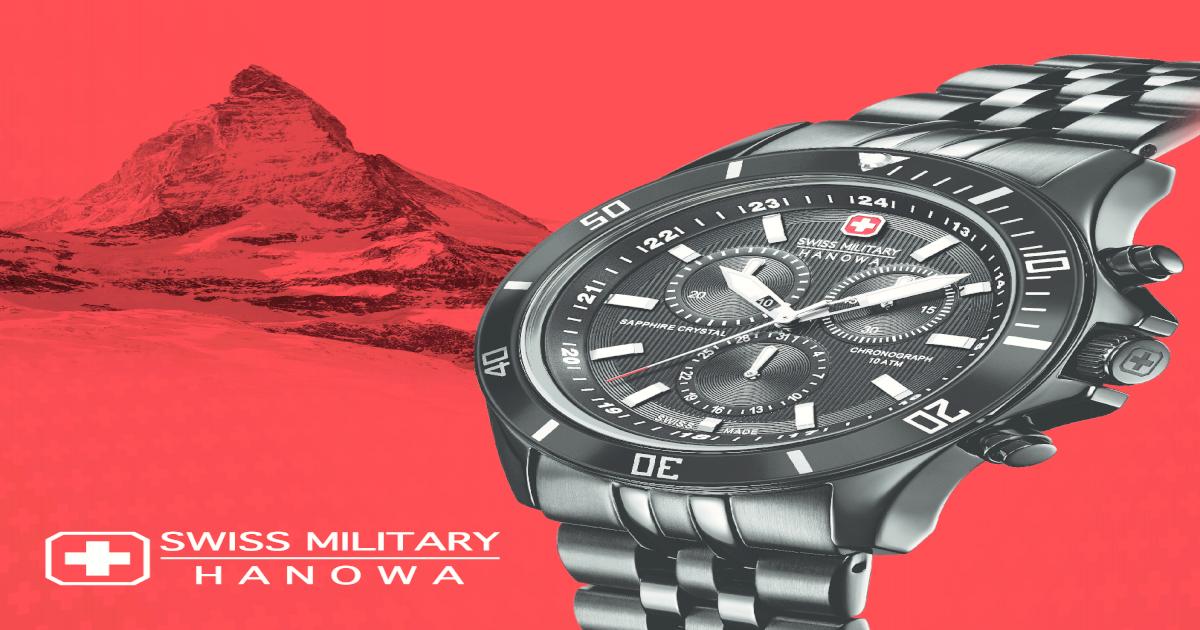 c3262eb95 Swiss Military Hanowa catalogue 2013/14