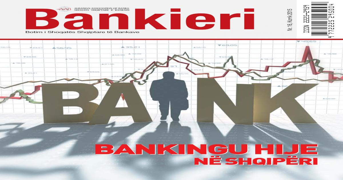 Bankieri Nr  16 - Korrik 2015