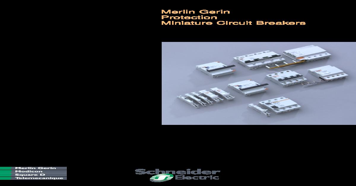 Merlin Gerin 18347 MCB 2P B Curve 125A C120N Multi9 18347