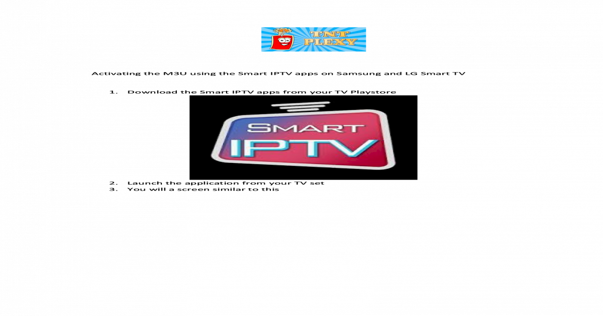 Activate Siptv App