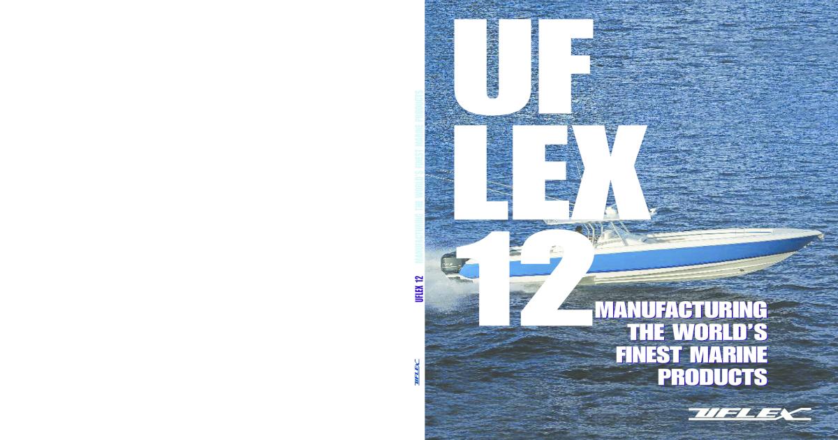 UF - USA, Inc  is an affiliate of Ultraflex S p A  Uflex
