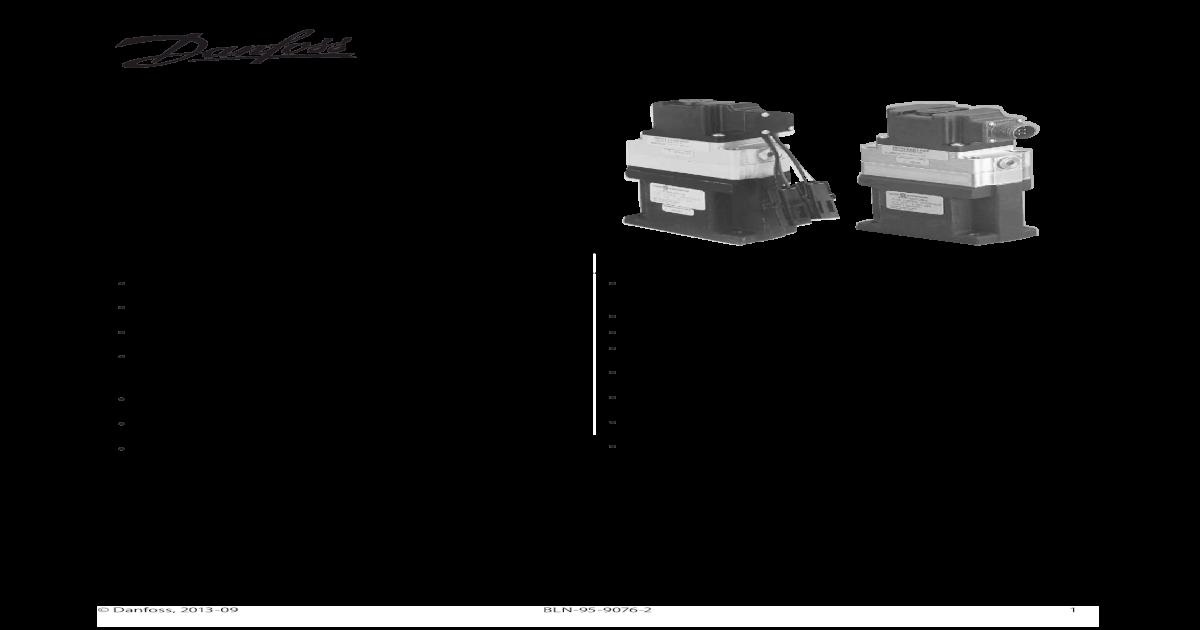 KVF Flow Control Servovalve (FCS) - Flow Control Servovalve