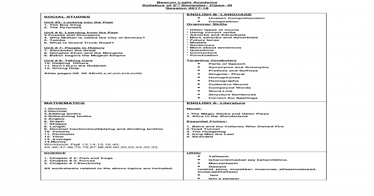 viewENGLISH-B- LANGUAGE