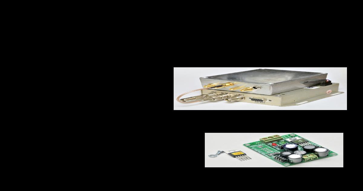 10MHz GPS Diciplined Oscillator - GPS Disciplined Oscillator By Adam