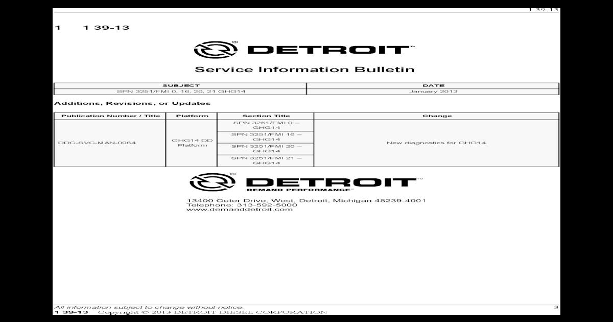 139-13 pdf - SPN 3251/FMI 0, 16, 20, 21 GHG14 139-13 pdf