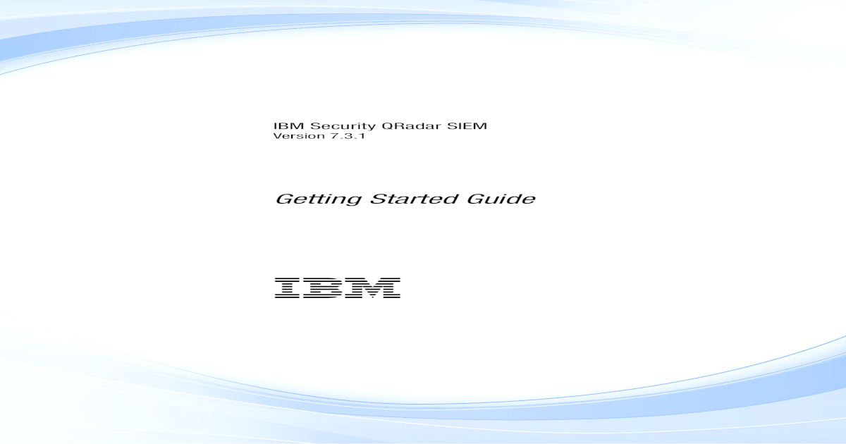 Copyright IBM Corporation 2012, 2017  Product information