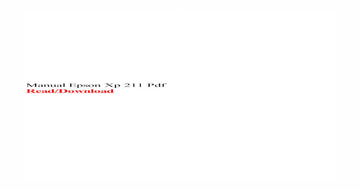 DRIVER STAMPANTE EPSON XP 402 SCARICA