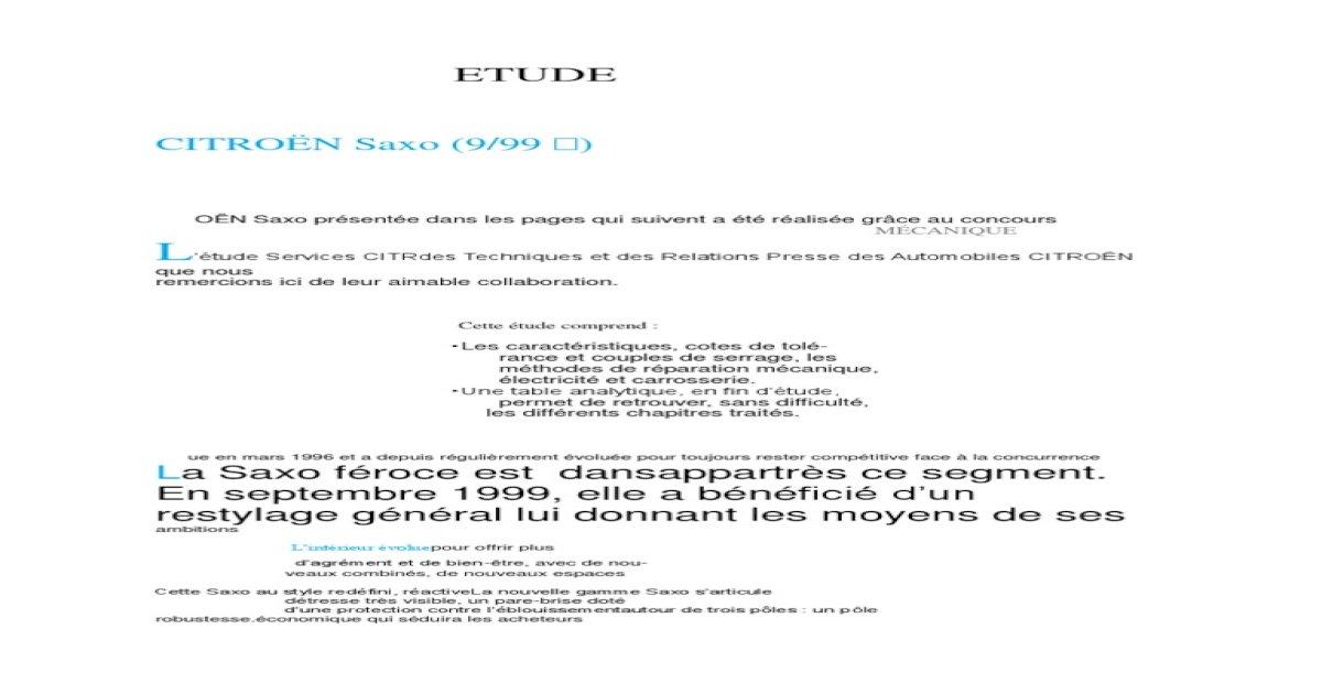 mécanisme Citroen Saxo 1.0 électrique fenêtre régulateur droit 96 To 03 CDZ TU9M
