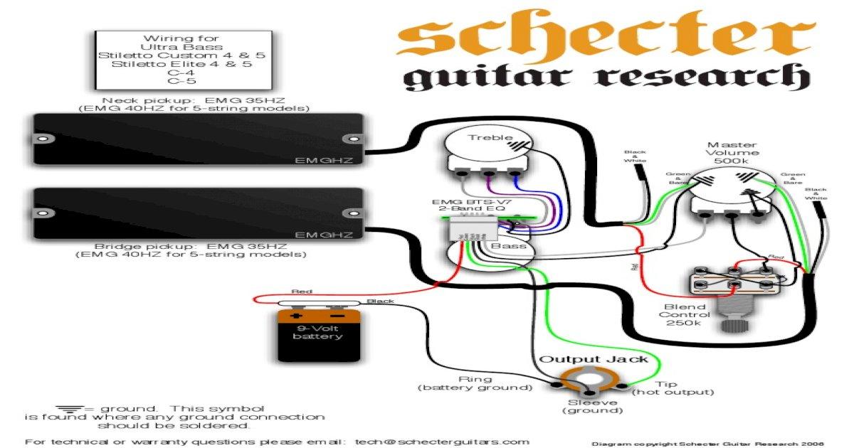 Esp Pickup Wiring Diagram