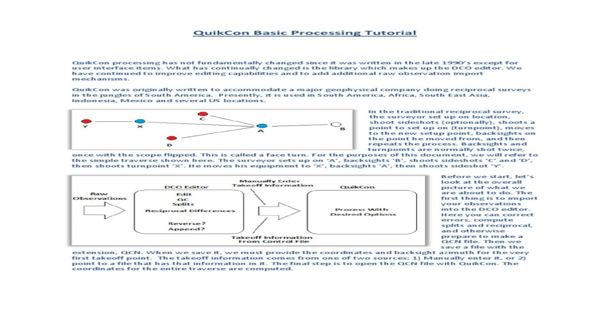 GPSeismic QuikCon Tutorial