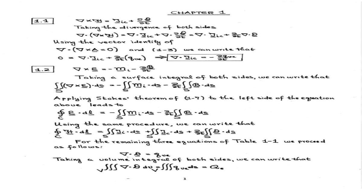 Balanis Advanced Engineering Electromagnetics Solutions Balanis 1989