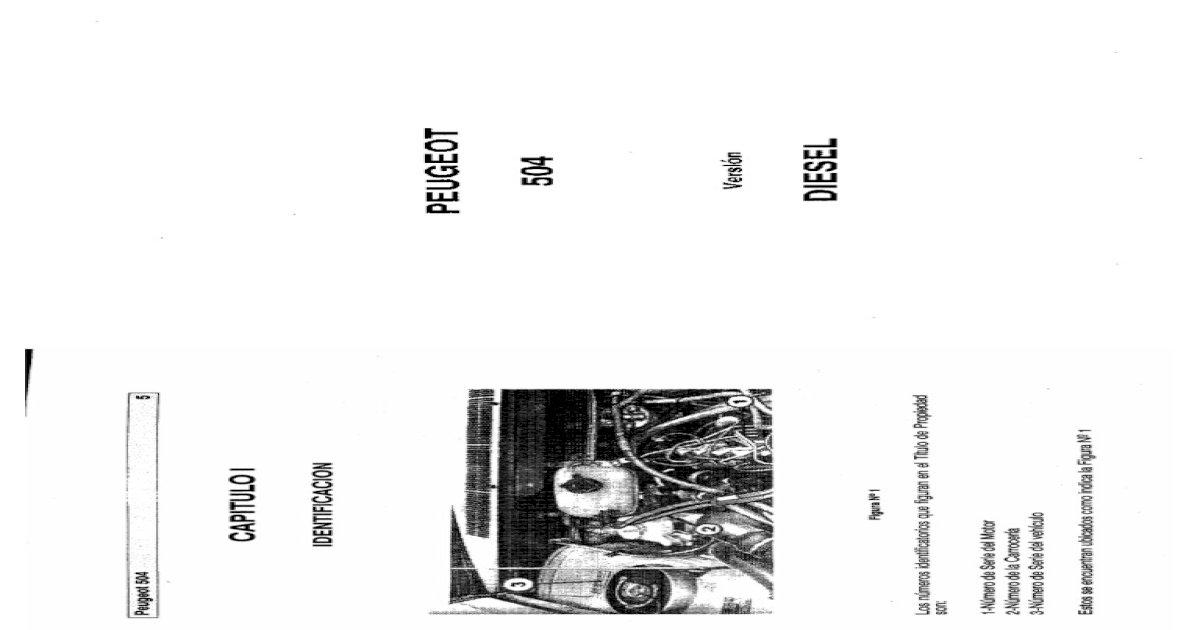 Peugeot 504 d Mecanica (1)