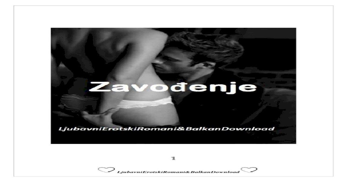 Ljubavni erotski romani