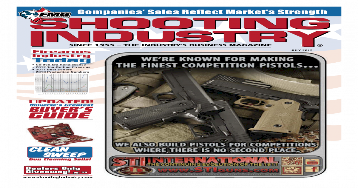 Shtng Industry July 2012
