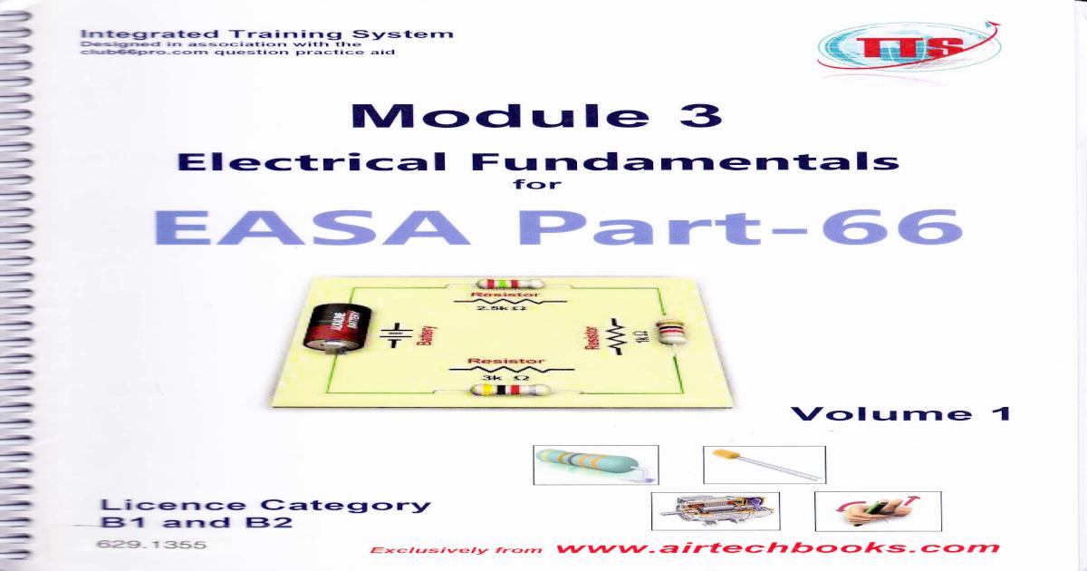 Easa Part 66 Module 1
