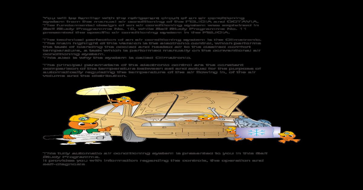SSP 25 Octavia Climatronic
