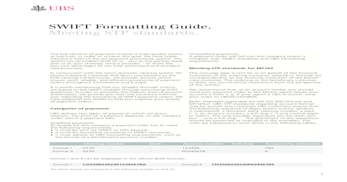 MT103 UBS_2 pdf