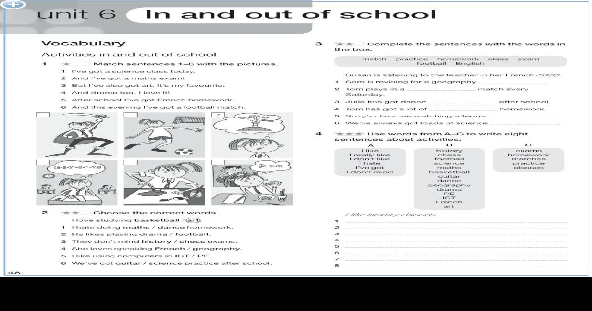 гдз по английскому oxford team workbook 2