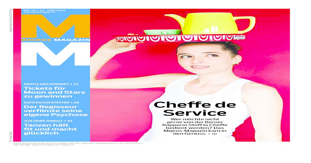 Migros magazin 26 2013 d ne