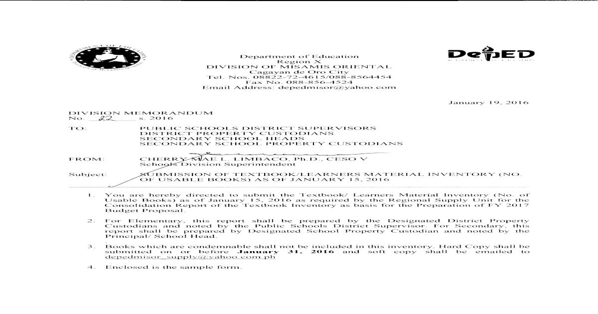 DEPARTMENT OF EDUCATION - ? Araling Panlipunan 3 LM