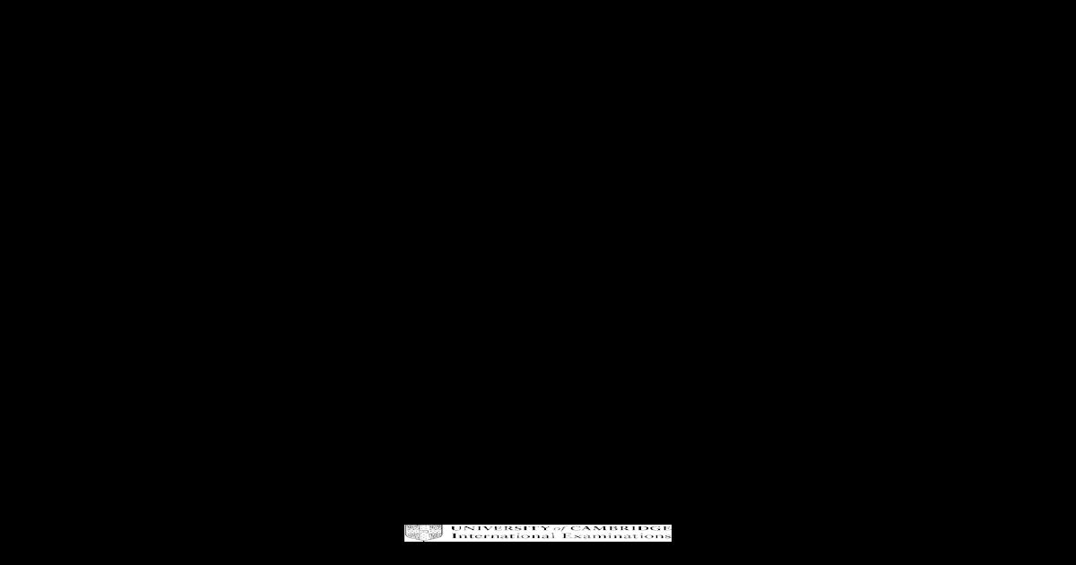 5070 02 Chemistry nov 04 - level/chemistry/Chemistry-Marking