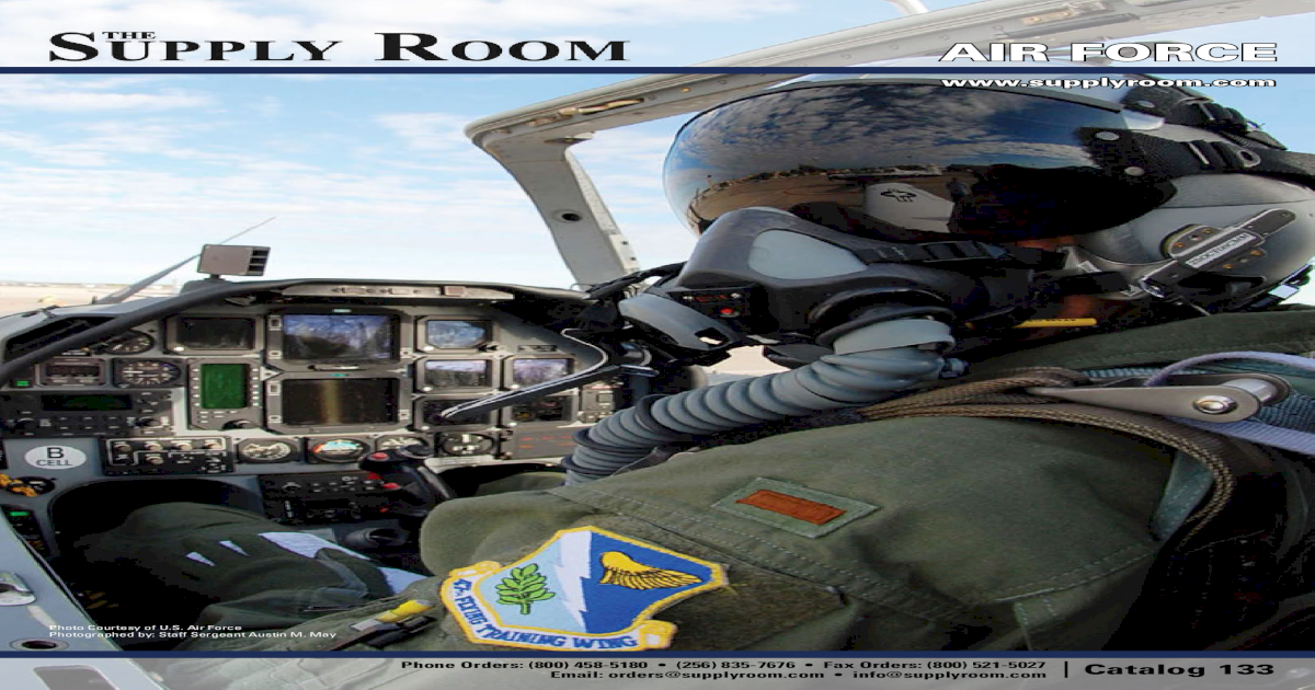 AF-SA338 Basic Air Traffic Controller USAF Sew-On ABU