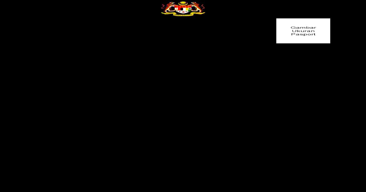 Kpkk 11 Cgso Gov My Borang Kpkk 11 Pejabat Ketua Pegawai