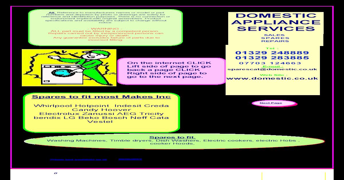 UK INDESIT WIL 162 Washing Machine Belt 1046H8 WIL 163 DE DE WIL 163