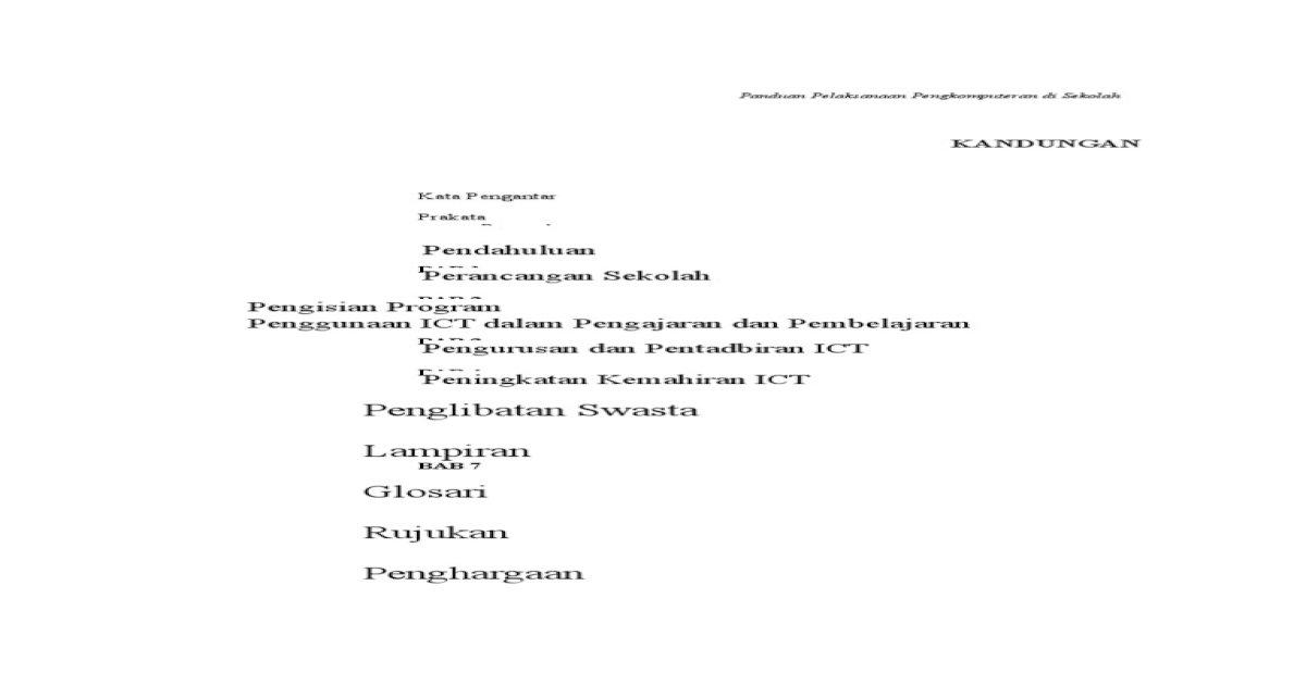 Panduan lengkap makmal ICT rtf