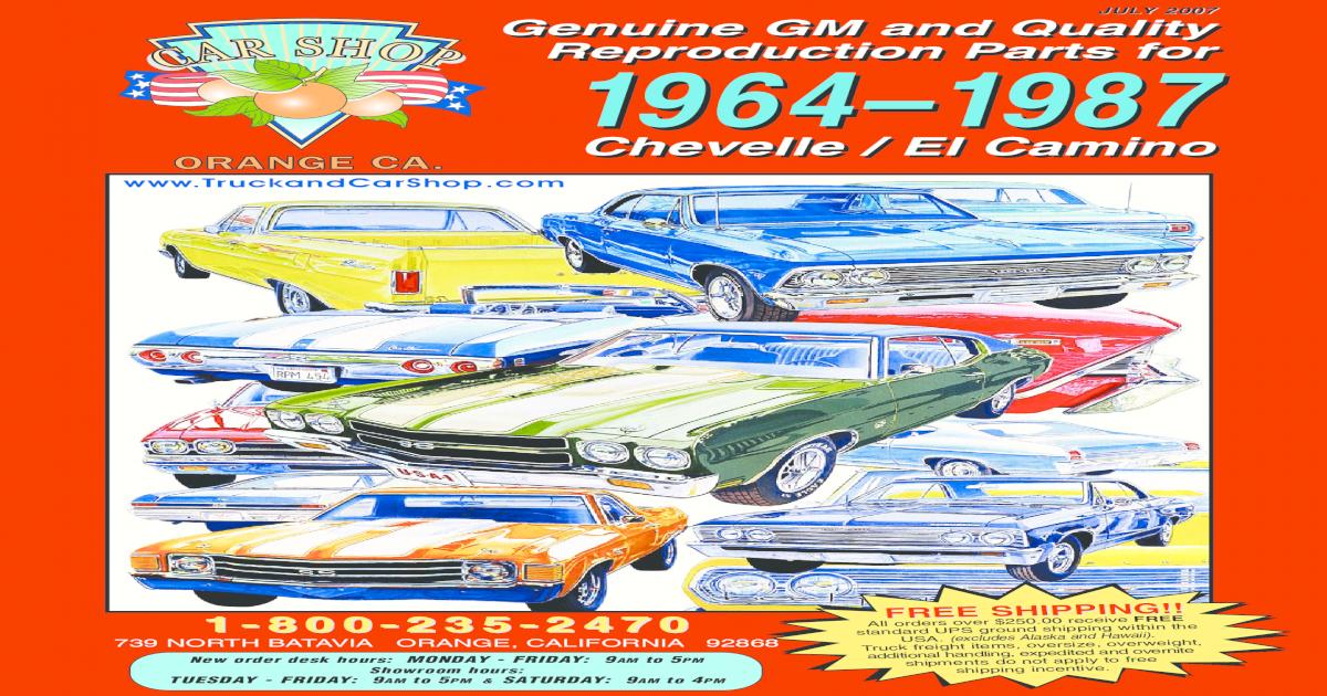 """El Camino New /""""CLASSIC/"""" Fender Emblem 74-77"""