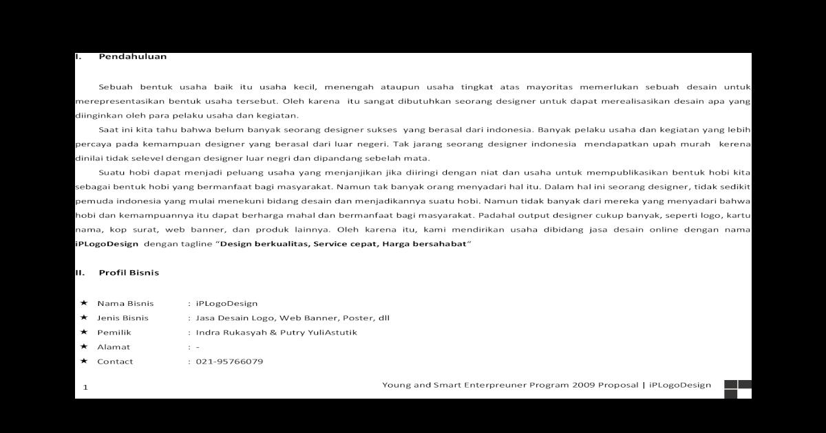CONTOH PROPOSAL BISNIS-PLAN.pdf - Download PDF
