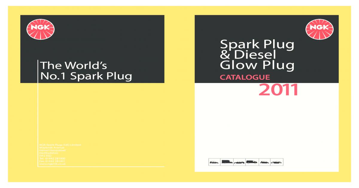 NGK 1x Ignition Spark Plug Single x1 For Kia Clarus 1.8i 16V