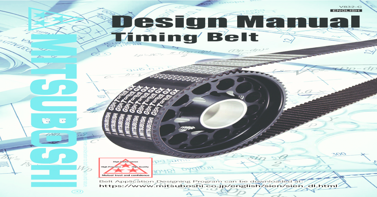 XL-176 17.6-inch 9.5mm Width Black Rubber Synchronous Timing Belt