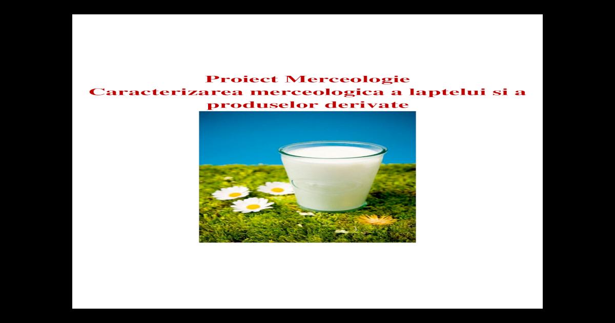 tratamentul comun al laptelui seric