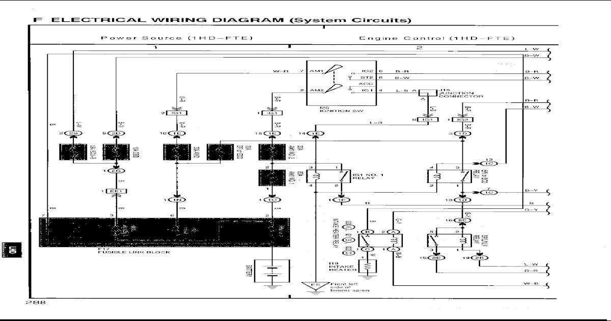 Engine Ecu 1hd Fte Ewd342f