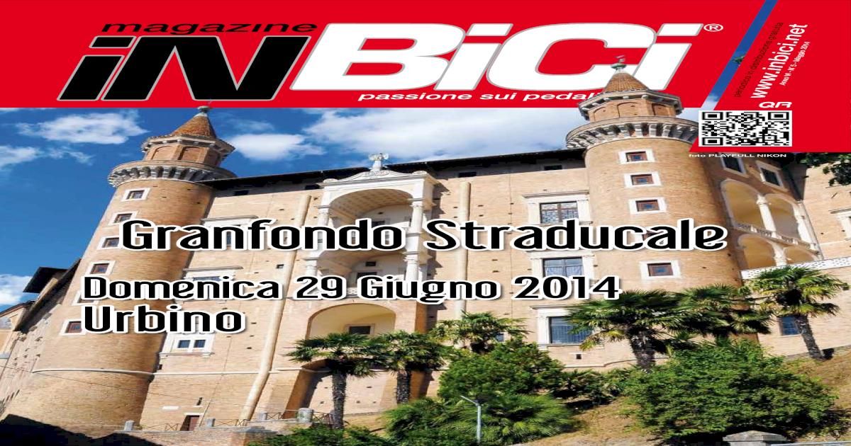 Inbici Magazine Anno 6 N5 Maggio 2014