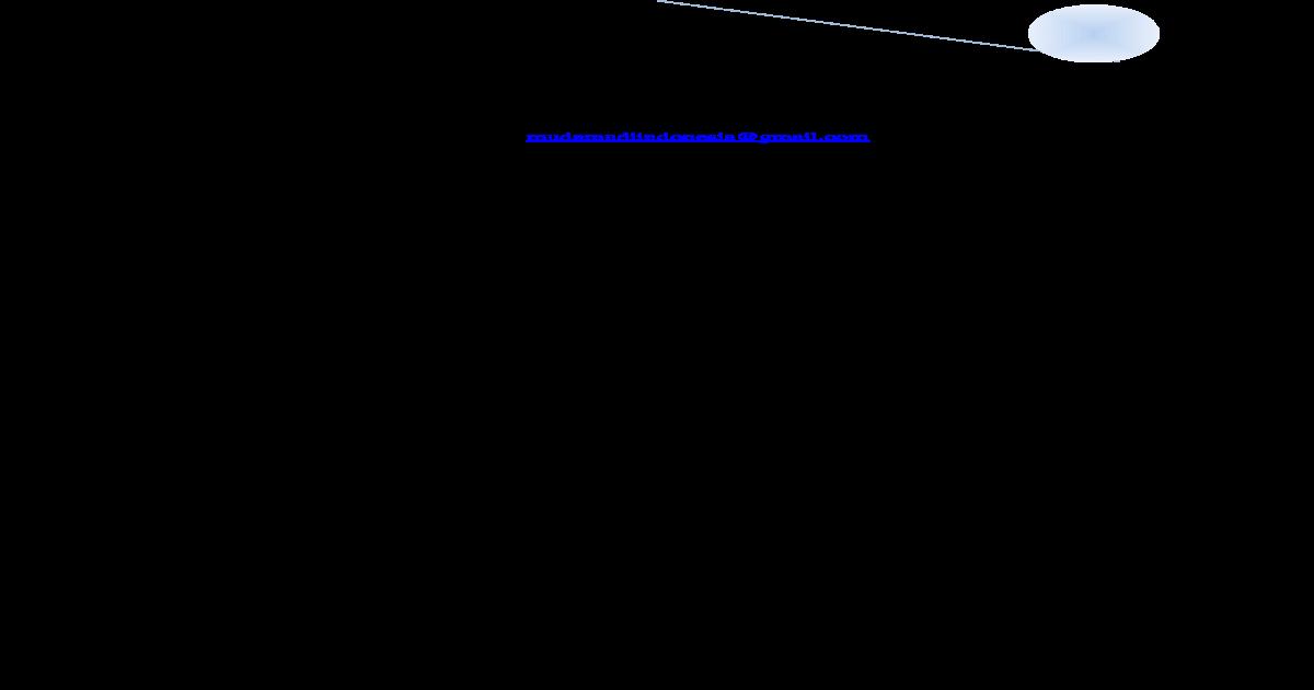 Dokumen Formulir Surat Permohonan Ijin Usaha Pertambangan