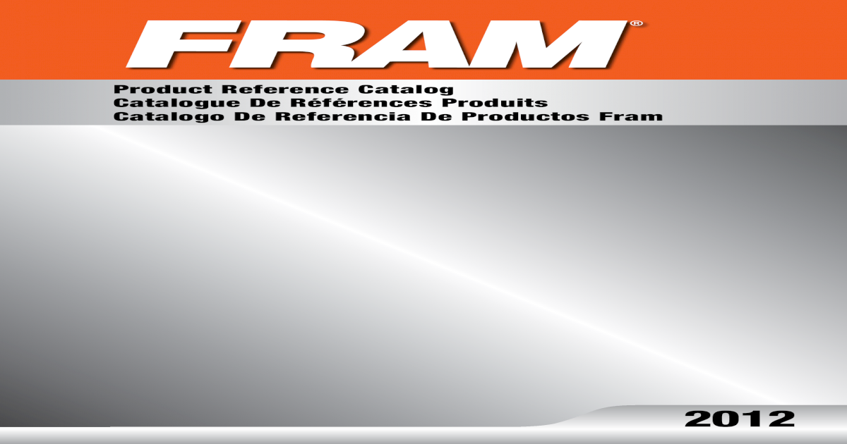 FRAM CA2565 Extra Guard Metal-End Air Filter