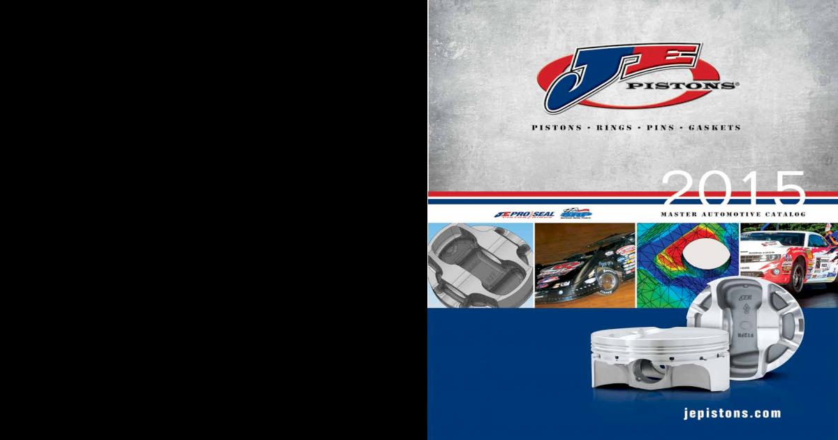 JE Pistons 927-2750-13-93S 93 Series Wrist Pin