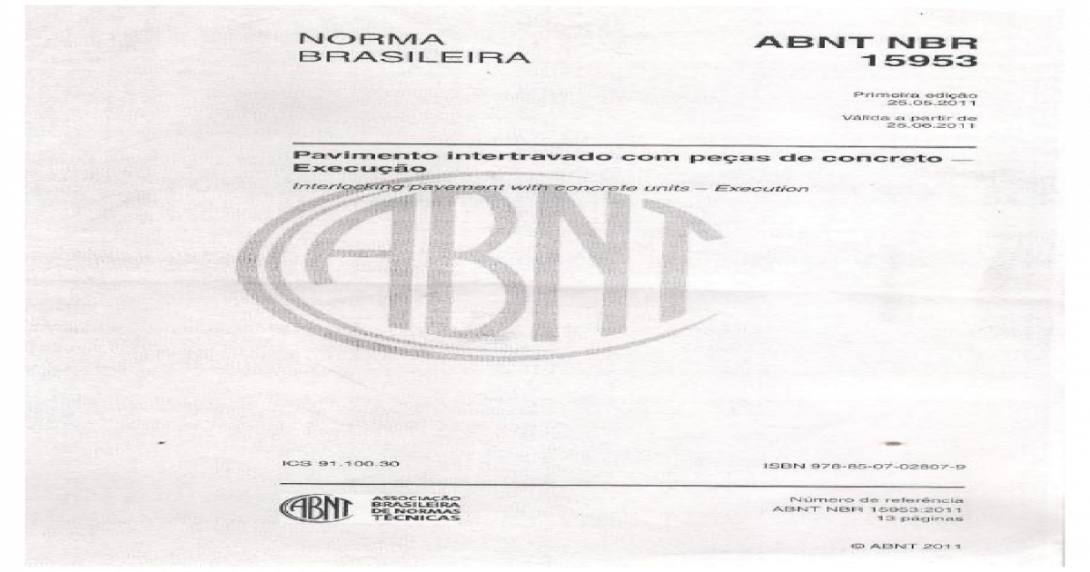 NORMA 5413 BAIXAR NBR