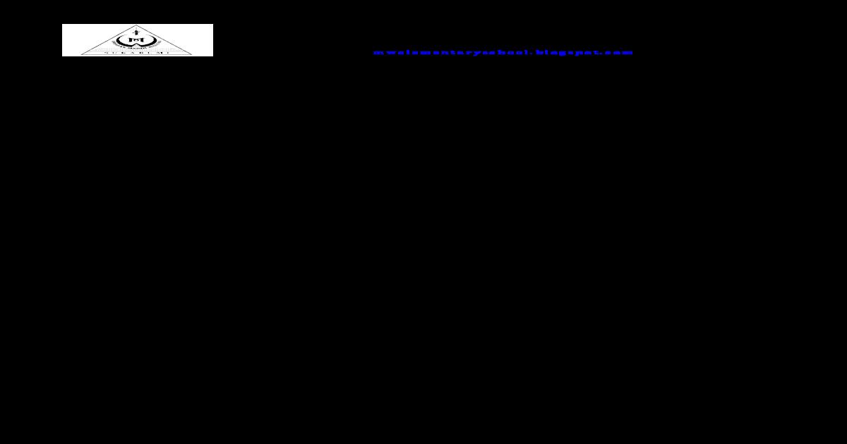 Surat Pemberitahuan Kegiatan Ekstrakurikuler